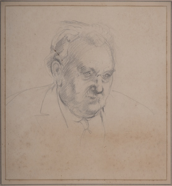 Artist Evelyn Dunbar: William
