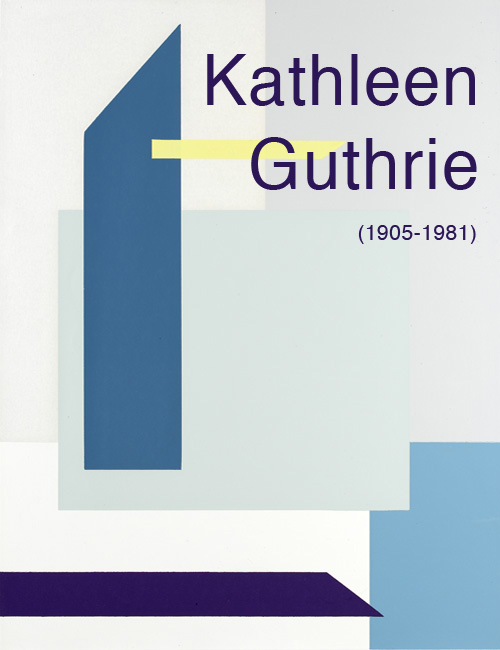 works from the studio of Kathleen Guthrie (1905-1981)