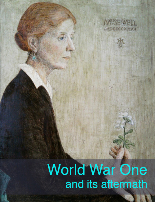 World War One and its Aftermath