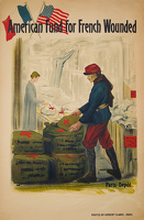 Artist Anonymous: American Fund for French Wounded, crica 1917