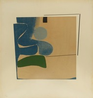 Artist Victor Pasmore: Points of Contact, 1966