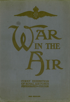 Artist Anonymous: War in the Air First Exhibition of Royal Air Force Photographs in Colour, circa 1918