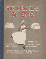 Artist Joyce Dennys: Our Hospital ABC, 1916