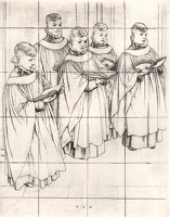 Artist Robert Austin: Choir Boys Cantua