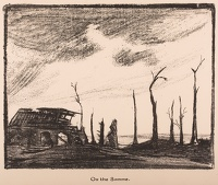Artist Olive Mudie-Cooke: On The Somme