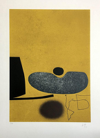 Artist Victor Pasmore: Point of Contact 16, 1973