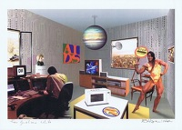 Artist Richard Hamilton: Just what is it that makes todays homes so different?