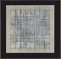 Artist Sir Thomas Monnington: Geometric Design, circa 1965