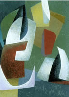 Artist Cecil Stephenson: Chromatic, 1954