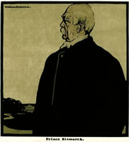 Artist William Nicholson: Prince Bismarck